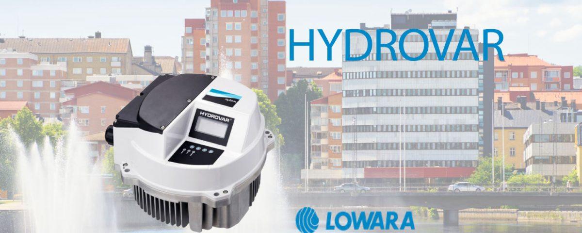 Hydrovar da Lowara